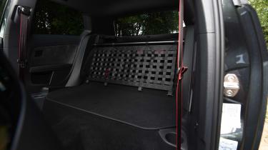 Volkswagen Golf GTI Clubsport S - rear inside