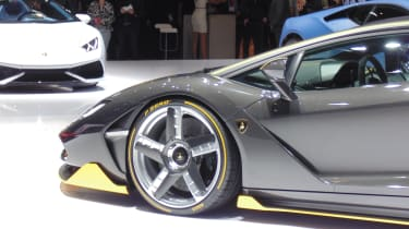 Geneva Motor Show 2016 - Lamborghini Centenario 5