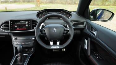 Peugeot 308 SW GT interior