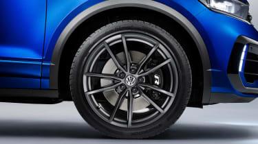 Volkswagen T-Roc R - wheel studio
