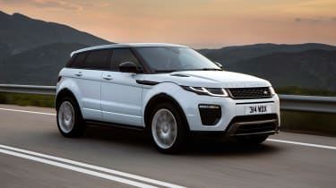 Range Rover Evoque 18MY 240PS - front