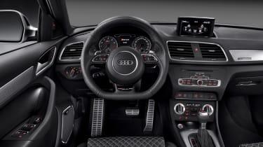 Audi Q3 RS interior
