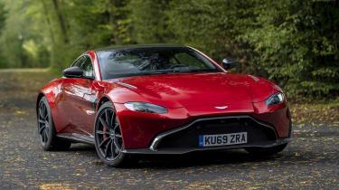 Aston Martin Vantage AMR - front static