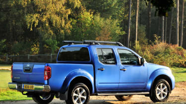 The Navara will face rivals such as the Mitsubishi L200.