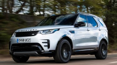 Land Rover Discovery - best 7-seater cars