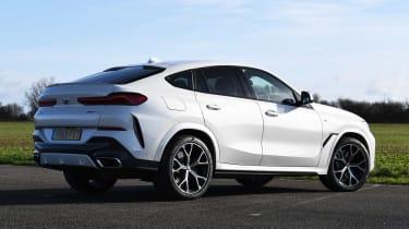 BMW X6 - rear static