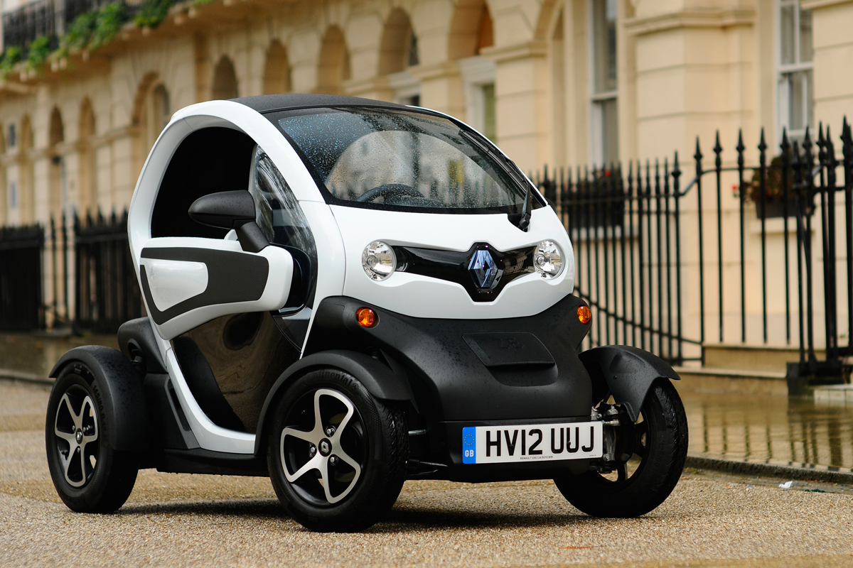 Renault Twizy Review Auto Express