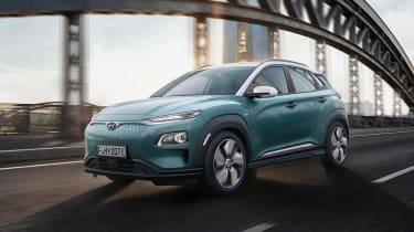 Hyundai Kona Electric 2019 update