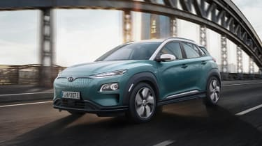 Hyundai Kona Electric 2019 update
