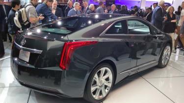 Cadillac ELR rear