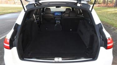 Mercedes-AMG E 63 S boot