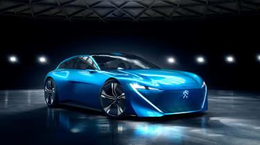 Peugeot Instinct concept - front static studio
