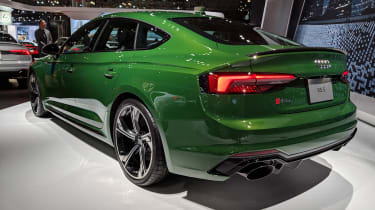 Audi RS 5 Sportback - New York rear