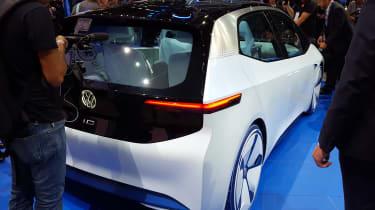Volkswagen ID rear
