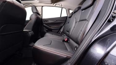 Subaru XV - rear seats