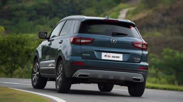Range Rover Sport - front cornering