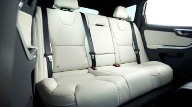 Volvo XC60 seats
