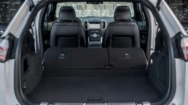 Ford Edge - boot