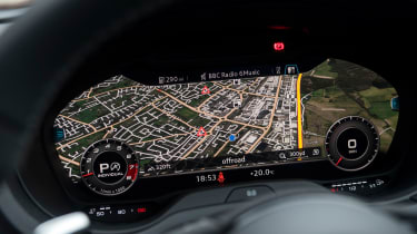 Audi RS3 Sportback - Virtual Cockpit