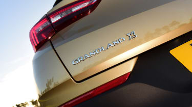 Vauxhall Grandland X - Grandland X badge