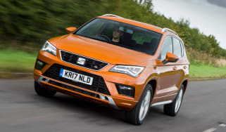 SEAT Ateca FR - front