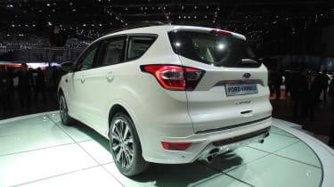 Ford Kuga Vignale Concept - Geneva rear quarter 2