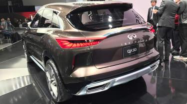 Infiniti QX50 Concept - rear