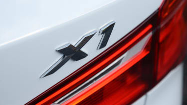 BMW X1 - X1 badge