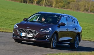 Ford Focus Vignale Estate - front