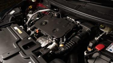 Vauxhall Grandland X - engine