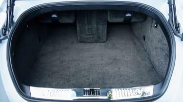 Bentley Flying Spur V8 S - boot