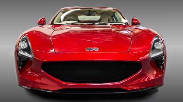 TVR Griffith - full front