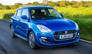 Suzuki Swift Attitude - front