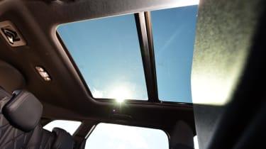 Peugeot 5008 - sunroof