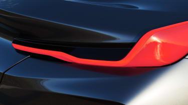BMW Concept 8 Series - rear light