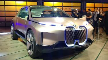 BMW Vision iNEXT - LA Motor Show - front