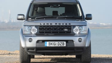 Used Land Rover Discovery review - front