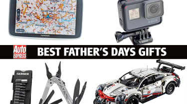 Fathers Day gifts - header