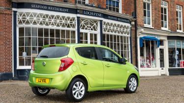 Vauxhall Viva 2015 - parked