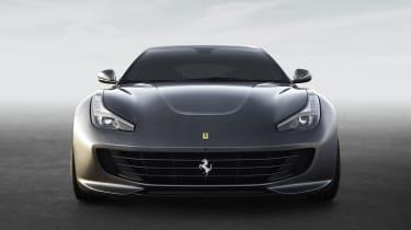 Ferrari GTC4 Lusso - front