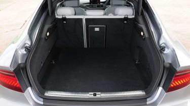 Used Audi A7 Sportback - boot