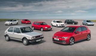 Volkswagen Golf GTI - group