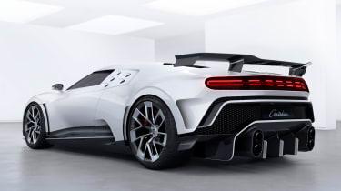 Bugatti Centodieci - side/rear