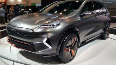 Kia Niro EV - front