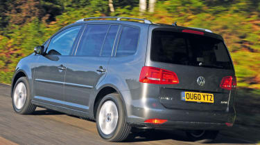 VW Touran rear