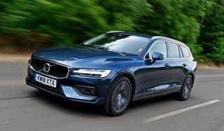 Volvo V60 - front