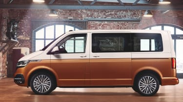 VW California - side