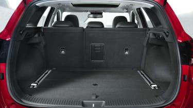 Hyundai i30 Tourer - boot seats up