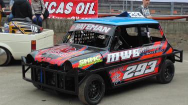 Coventry Motofest 2016 - Mini stock car
