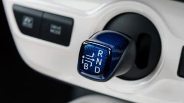 Used Toyota Prius - transmission